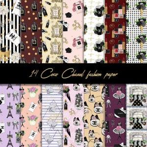 Chanel シャネル Wallpaper My Blog Hintergrund