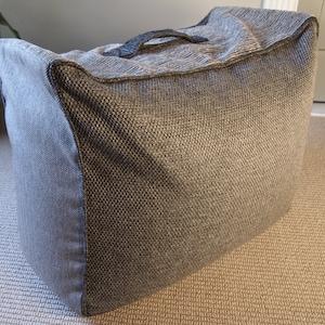 Giant floor pillow | Etsy