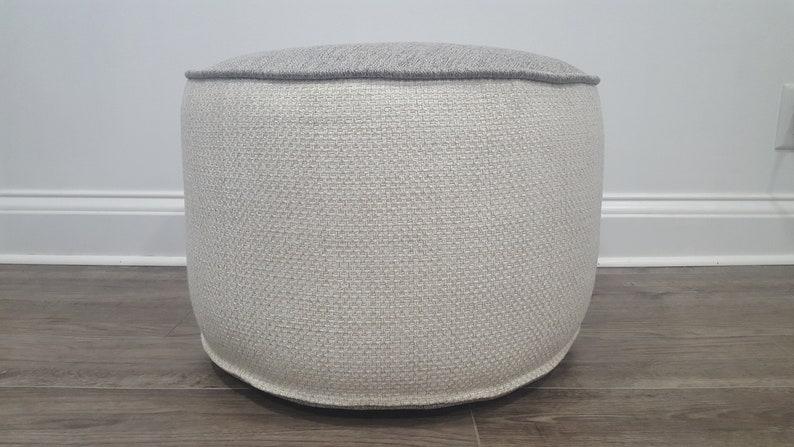 Outstanding Large Pouf Pouf Ottoman Pouffe Pouffe Ottoman Pouf Chair Pouf Seating Floor Pillow Flour Cushion Custom Pouf Floor Seating Beanbag Pdpeps Interior Chair Design Pdpepsorg