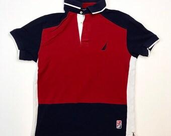 ced60fbc871 Nautica 1983 USA polo shirt