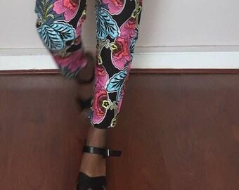 Ankara print Women's trousers