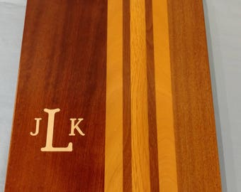 Monogrammed Clip Board