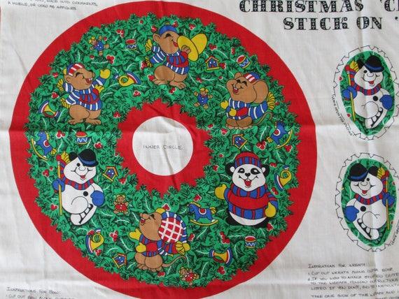 image 0 - Vintage Christmas Tree Skirt
