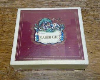 "Vintage Avon Men's Shaving Set-""Country Club"""
