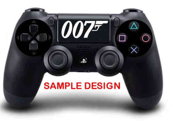 Playstation 4 Ps4 Controller Touchpad Custom Personalisierte Aufkleber Aufkleber Haut Gamer Tag Touchpad