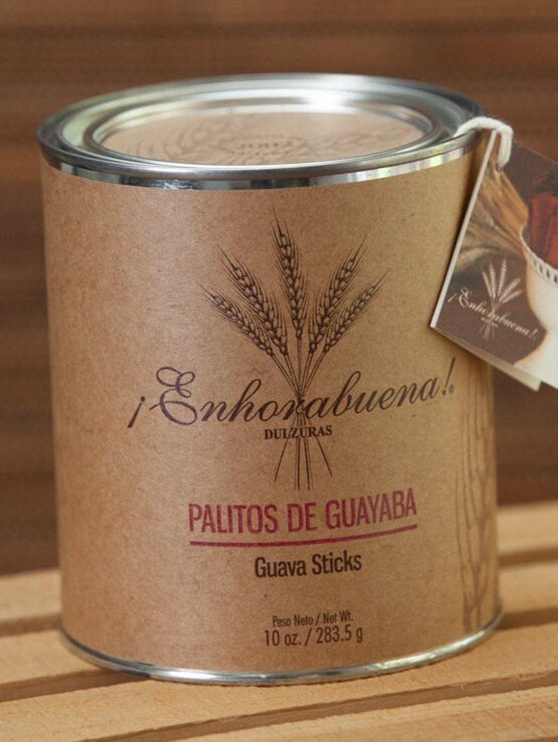 Palitos de Guayaba / Guava Sticks image 0