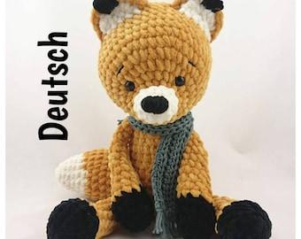 Pdf Deutsch Häkel Anleitung Teddy Teddybär Bär Amigurumi Etsy