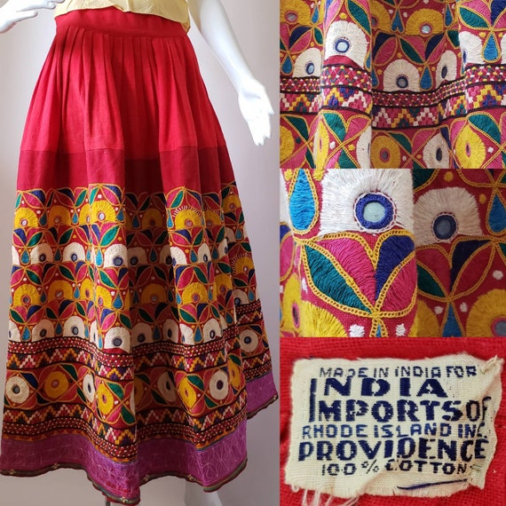 Vintage Rhode Island Imports India Abhala Bharat M