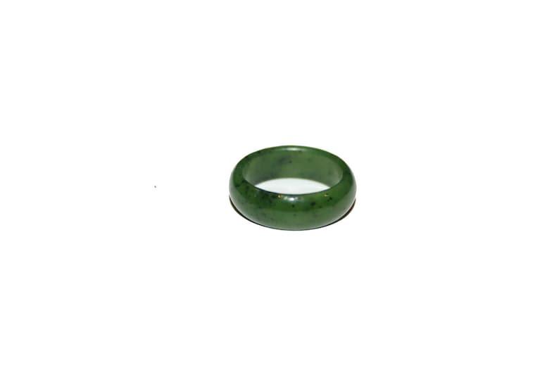 Canadian Jade Ring Jade ring BC Jade Gemstone rings jade image 0