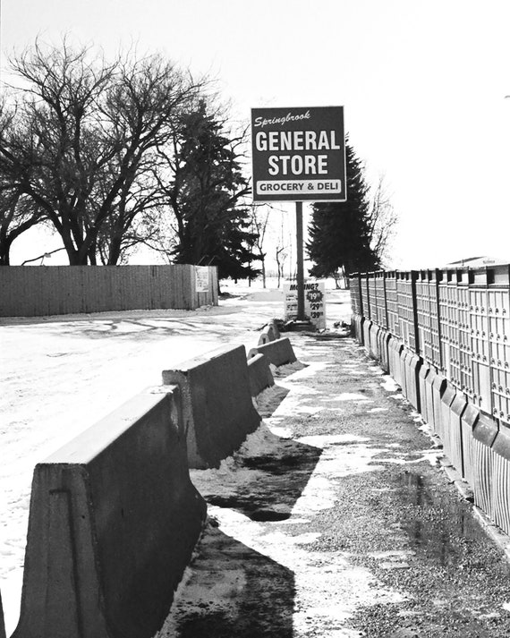 5x7 White Mail 8x10 16X20 Fine Art Photography Prints 11x14 Rural Alberta