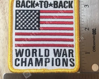 Undefeated World War Champions Camps  Usa  Party  July 4Th Navy Basic Tank Top