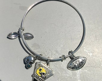 New Orleans Saints Bangle, or your team