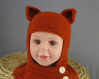 c7e755051 Animal ears hat | Etsy