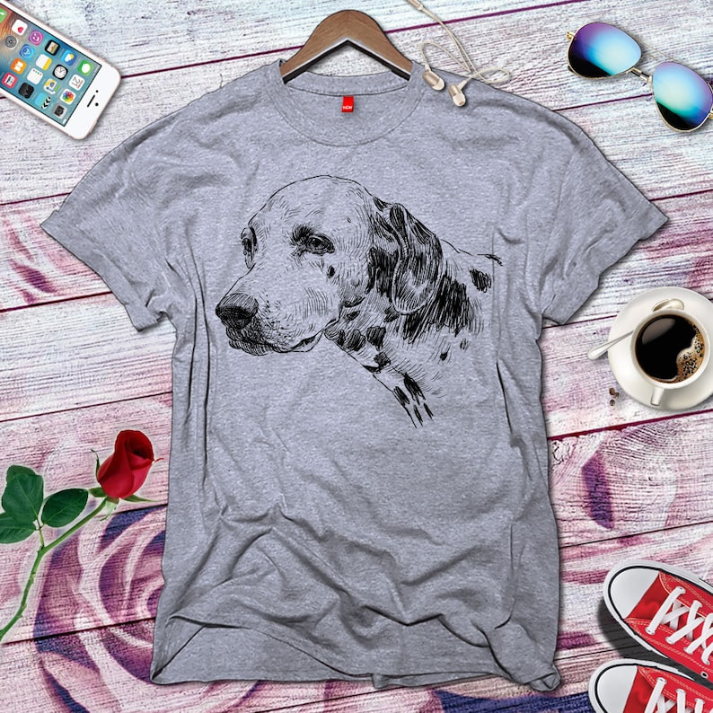 Hoodies Sweatshirts Dalmatian Dog Lover Adult Ladies Mens Hoodie Birthday Gift Idea Size S XXL
