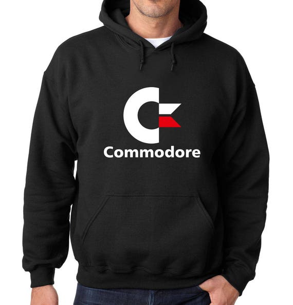 Commodore Logon Hoodie Unisex - many colours available