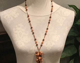 1960's Beaded Necklace