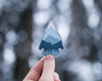 Arrowhead Sticker