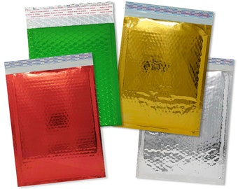 20 STRAWBERRY RED *6x9 Padded Poly Bubble Mailers Premium Quality Shipping Envlp