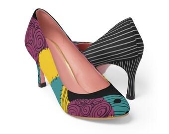 Disney high heels   Etsy