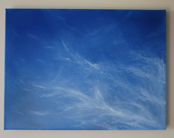 Sky Whispers - Original Oil Painting
