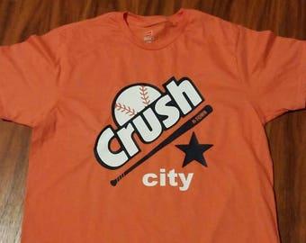 a480927c2c3 Houston Astros inspired Crush City TShirt