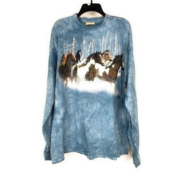 The Mountain Horses Long Sleeve T Shirt XXL1999 Wi