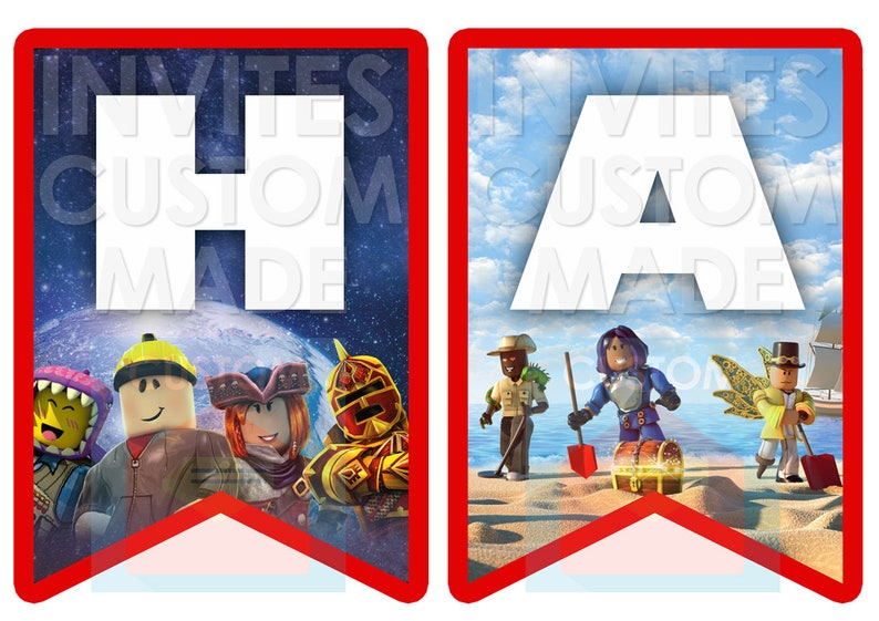 pennant bunting redux badges robux