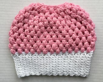 d2be3bdb6c8 Adult Sized Pink Beanie Pink Winter Beanie Winter Hat