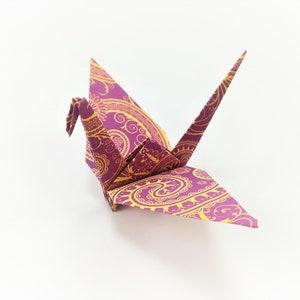quantit\u00e0 nelle opzioni Gufi origami in 4 colori personalizzati