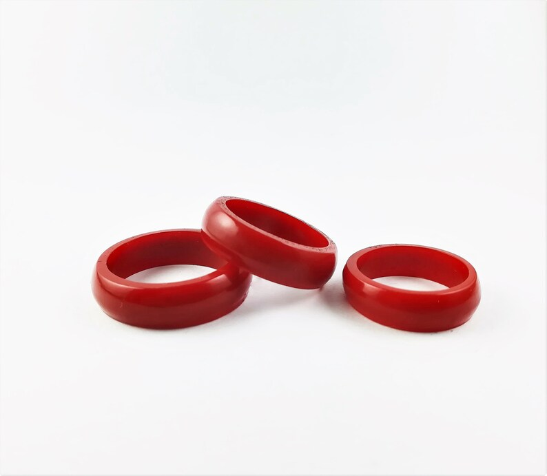 Ring of Blood red rings