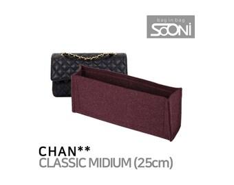 organizer for cha*** classic flap Medium(25cm)