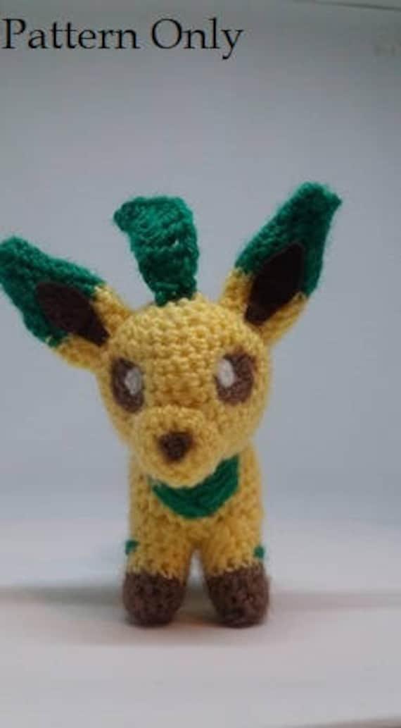 Raichu Amigurumi Crochet Tutorial Part 2 - YouTube | 1033x570