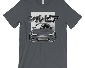JDM Nissan Silvia S15 Stance T Shirt
