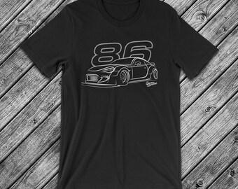 Toyota/Scion FRS FT86 GT86 t-Shirt