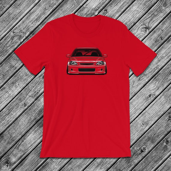 Honda CR-Z Mugen RZ Car Racing Gildan Ultra Black Heavy Cotton T-Shirt