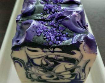 Midnight Pearl ~ Cold Process Artisan Soap