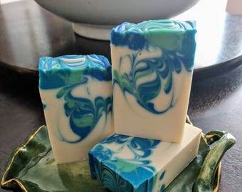 Sea Goddess~Cold Process Artisan Soap