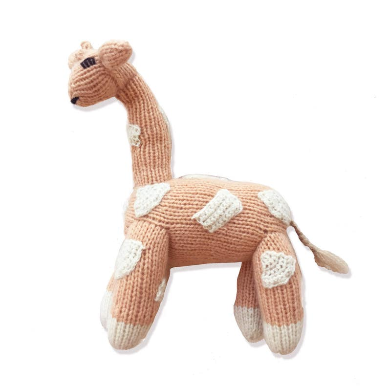 a8831bf7b3c8f4 Cashmere Giraffe for Babies Little Ones-Handmade Baby Gift. | Etsy