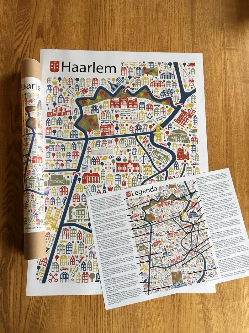 Haarlem Map image 0