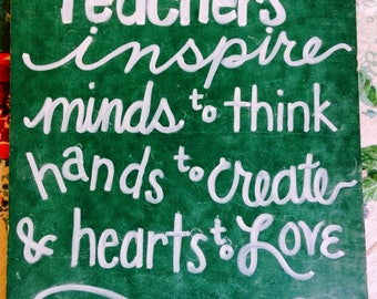 Teachers Inspire