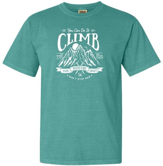 Parc national montée votre montagne montagne montagne aventure confort couleurs T-Shirt ac495b