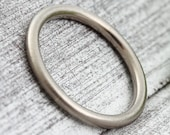 2 mm front ring white gold grey gold platinum, delicate ring white gold, insert ring, wire ring white gold, thin white gold ring, thin ring gold