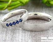 """Wedge rings """"OCEAN&q..."""