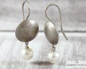 Vintage Perlenohr pendant...