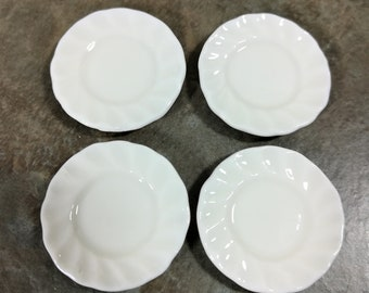 1Set 1//12 Dollhouse Miniature Plastic Dishes Plates Tableware Decorator Pink EP