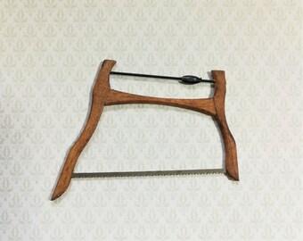 Mini Sir Thomas Thumb Long Handle Square Blade Shovel 1:12 Dollhouse Miniatures