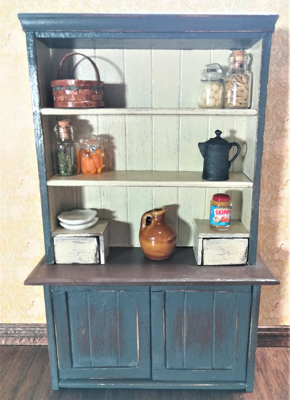 1:12 Scale Dollhouse Miniature Jar of Skippy Peanut Butter