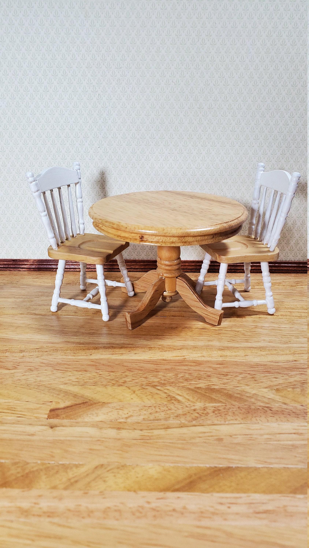 "Dollhouse Miniature Wood Flooring Wide Planks Light Oak Gloss Finish 18/"" x 12/"""
