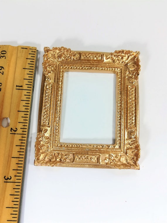#31  Dollhouse Miniature Picture Frame 2