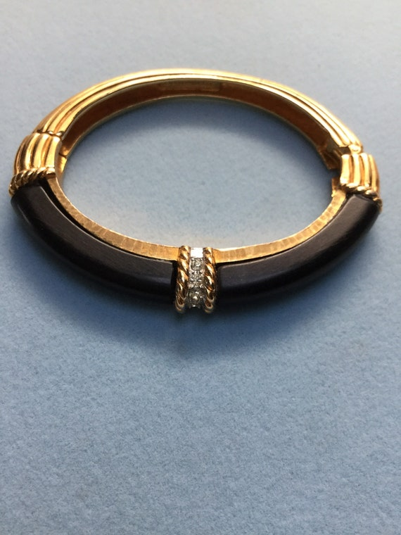 MAZER GOLD and BLACK Bracelet